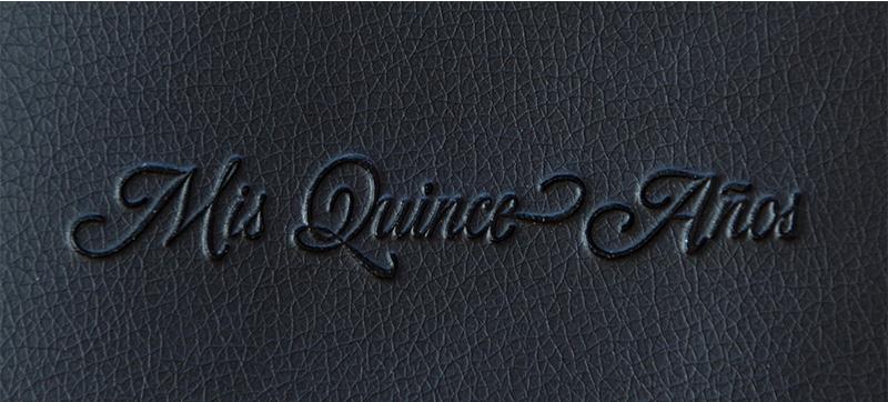 Quince Debossed